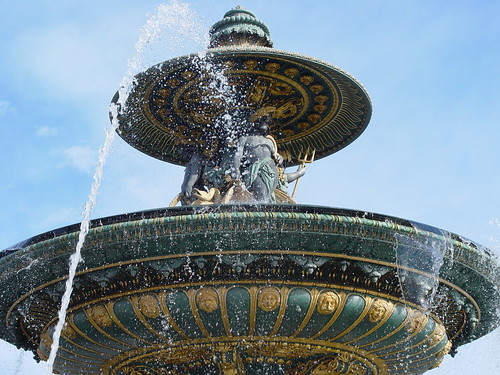 favorite paris france fountain square place concorde fav 50views openstreetmap πλατεία συντριβάνι γαλλία παρίσι dvdphotos04 osm:node=241888098