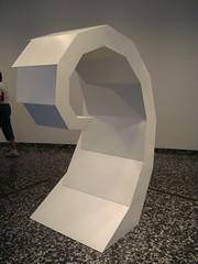 Gyrostasis (IslesPunkFan) Tags: sculpture art museum washingtondc steel nine 9 wave hirshhorn robertsmithson gyrostasis