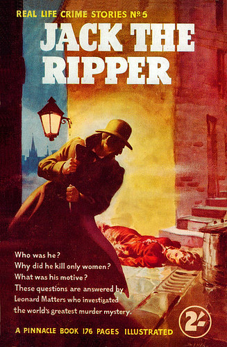 The Mystery of Jack the Ripper 1948