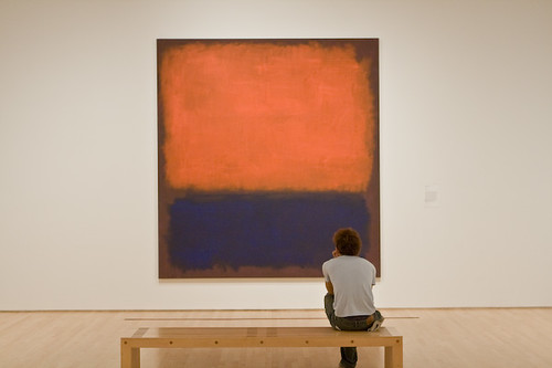 Rothko Contemplation