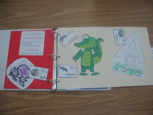 Preschool Notebook 003