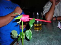 La rosa che fuma (Deli0) Tags: rosa sigaretta rosafumante complemeschis