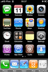 iPhone Dektop