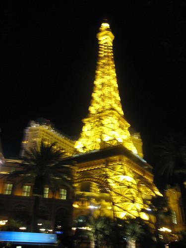 Torre Eifel em Vegas