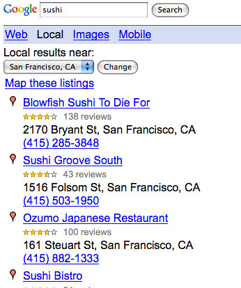 Google Adds Location To Mobile Web Search - Search Engine Land on