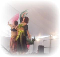 Dancers (dcbprime) Tags: girls festival dancers lebanese meninas dayton picnik bellydancers raqssharqi  lebanesefestival raqsbaladi
