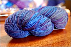 """Dusky Aurora"" Classy yarn"