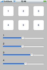 iPhone MIDI Controller