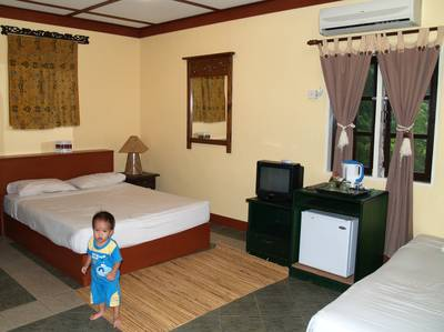 Sunset Beach Resort room