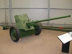 Fort Nelson 050 - Artillery Hall - WWII - Russian - 45mm Quick Firing Anti-Tank Gun - 1937 (gberg2007) Tags: england wwii portsmouth artillery fortnelson royalarmoury 45mmquickfiringantitankgun