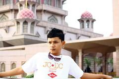 Nizam@Putrajaya ver 1.5 (askbard) Tags: canon putrajaya masjid nizam tasik badrul 450d askbard