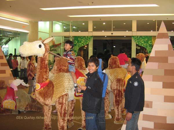 ISTANA PLAZA LEBARAN 2008 2