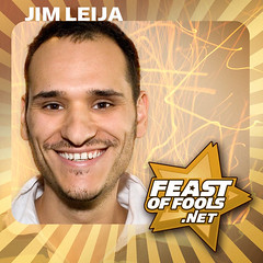 Jim Leija on the Feast of Fools podcast