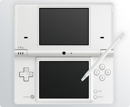 Nintendo DSi by gamesweasel.