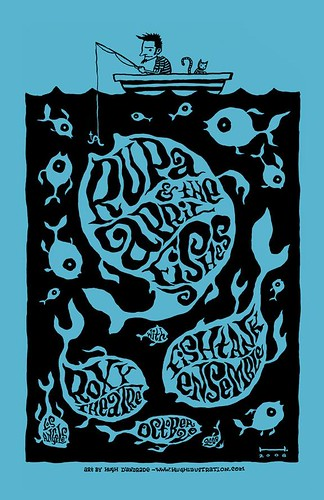 Rupa & The April Fishes 10/20