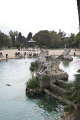 Parc de la Ciutadella - Fontana