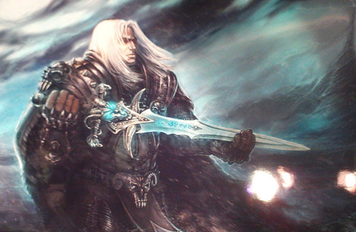 Warcraft WoW Arthas