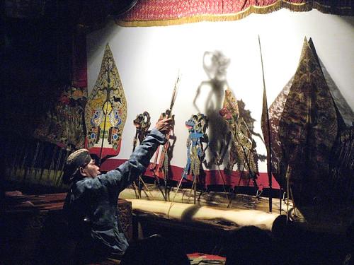 Wayang Kulit / Indonesia, Yogyakarta