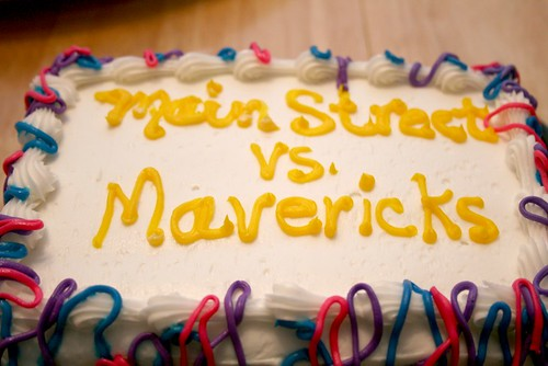 Main Street VS Mavericks