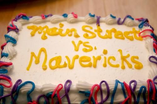 Main Street VS Mavericks