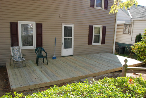 The Porch Decking