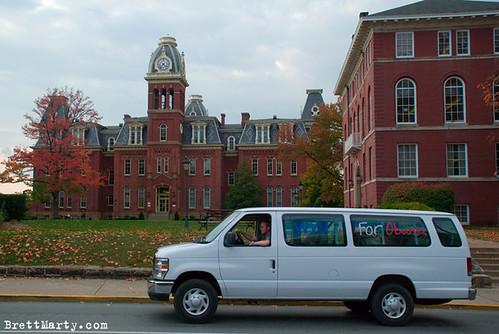 Yes We Van; Morgantown, West Virginia - BrettMarty.com