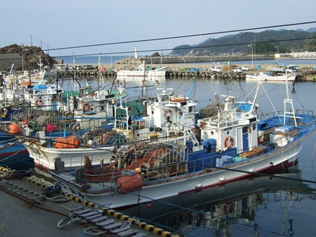 鼠ヶ関漁港~弁天島