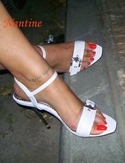 sandals lick Feet