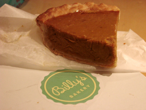 Billy's Pumpkin Pie