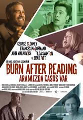 Aramızda Casus Var / Burn After Reading (2008)