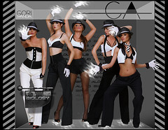 Girls Aloud-Biology (gorigo) Tags: girls biology aloud gorigo goripanda