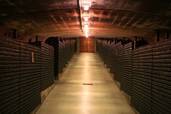 Winery Cellar for Bottle Ageing