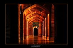 Pakistan - Sindh - Thatta - Shahjahan Mosque