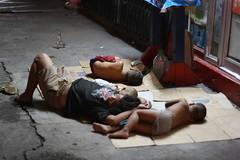 A family in Manila