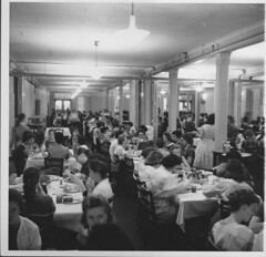 Atkinson Hall Dining Room