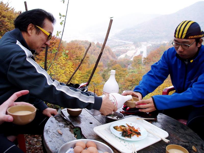 Treating Korean way