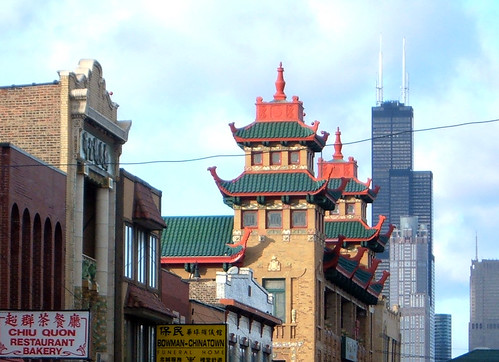 Chi-town meets Chinatown