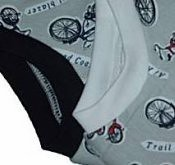 Tricycles Medium Inspired Trainers *WAHM Stimulus*