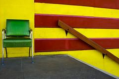 greenchair (Clay Haskell) Tags: green chair colourartaward artlegacy