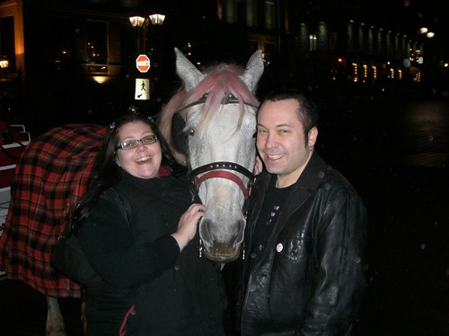Montreal -Horse Ride