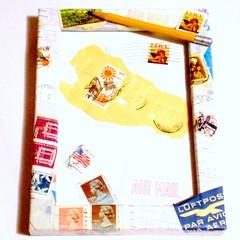 Write a letter - frame