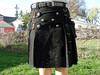 Punk kilt - Front view