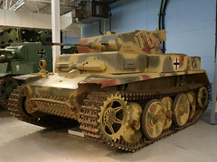 Panzer II Ausf. L (Megashorts) Tags: uk museum war tank military olympus vehicles ii german dorset ww2 vehicle inside e3 fighting armour zuiko axis tankmuseum panzer bovington armoured luchs zd 1454mm bovingtontankmuseum pzkpfw bovingtonmuseum