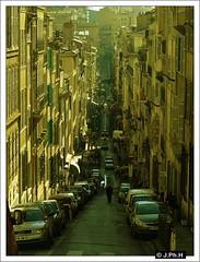 Marseille (JP2H) Tags: street city urban france skyline architecture port puerto calle marseille mediterranean cityscape strasse south ciudad paca stadt provence rue streetscape ville sud sdfrankreich marseilles urbain mediterrane haffen