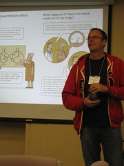 Dave Gray (mastermaq) Tags: events banff conferences userexperience mastermaq canux canux08