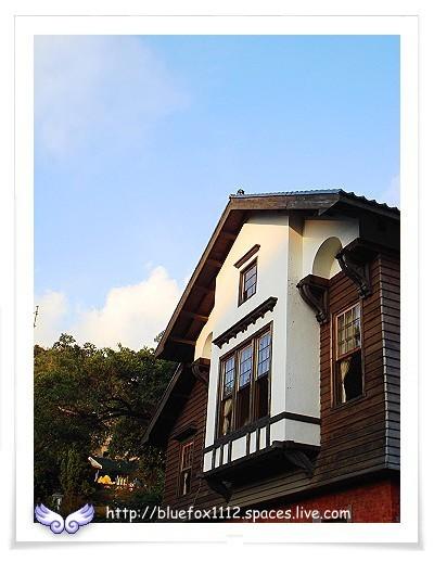 081115溫泉鄉小旅行Ⅱ07_夕陽下的溫泉博物館