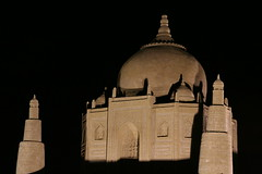 Taj Mahal - Towers