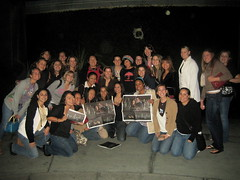 Twilight Movie Group Photo