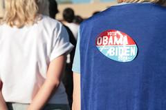 IMG_6636Barack Obama Rally at Bonanza High School, Las Vegas (nabila4art) Tags: people lasvegas crowd huge barackobamarally bonanzahighschool