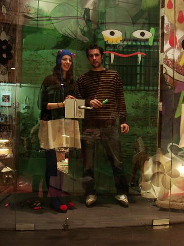 Inés y Miguel